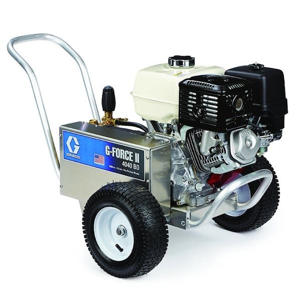Graco G-Force II 4040 BD Pressure Washer