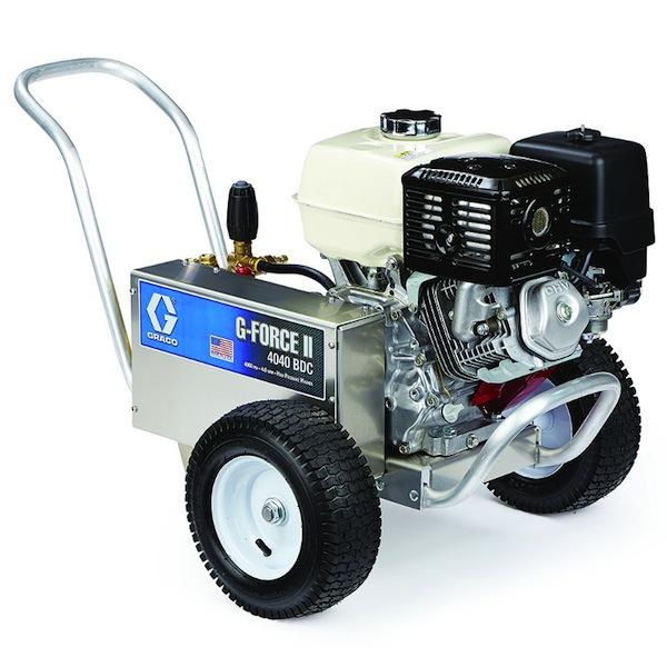 Graco G-Force II 4040 BDC Pressure Washer, Graco Australian