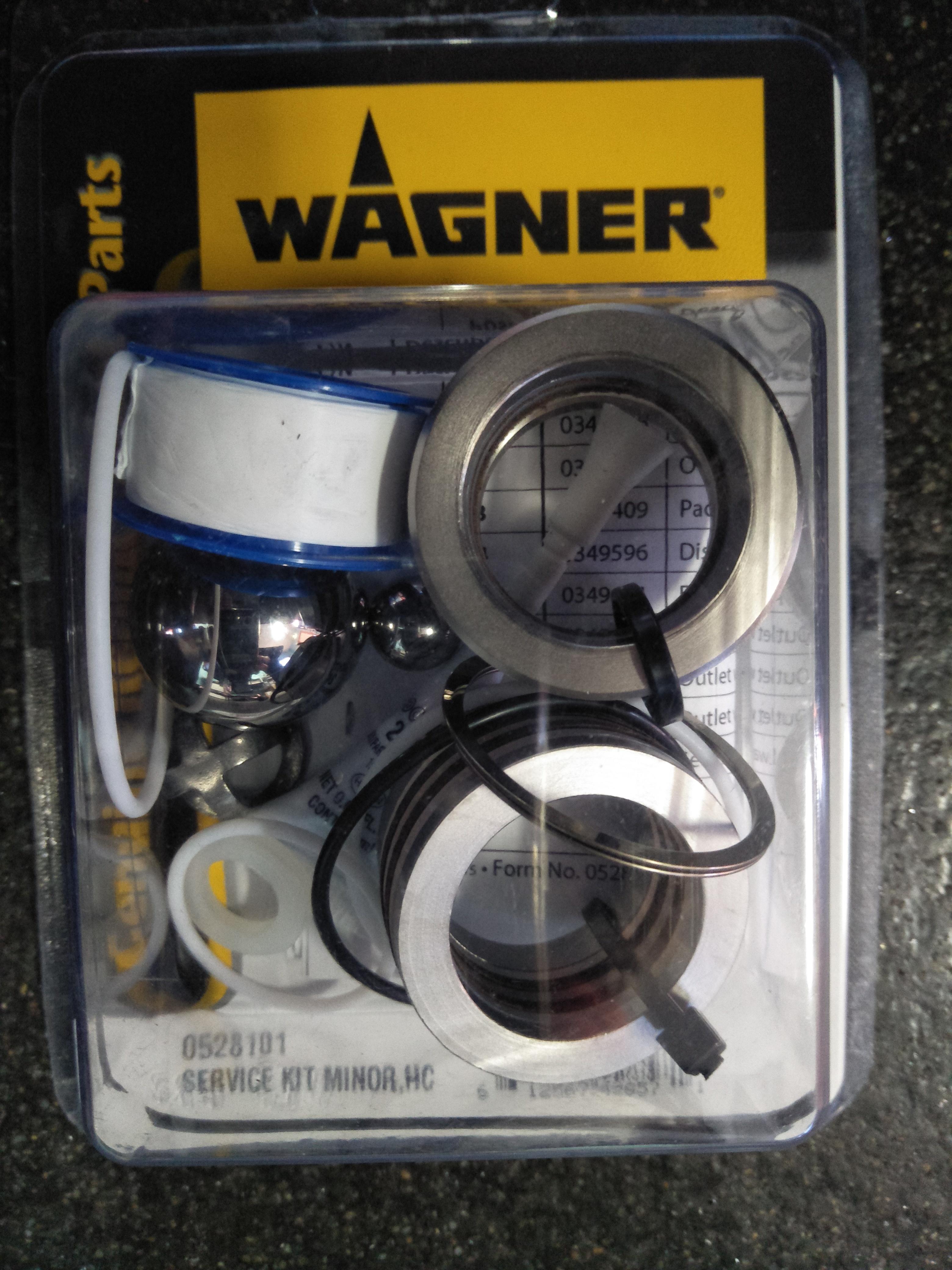 Wagner Pump Repair Kit LC840 / LC860