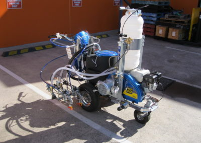 Graco LineLazer 200HS with pressurised bead system