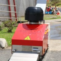 Zirocco M100 road surface dryer